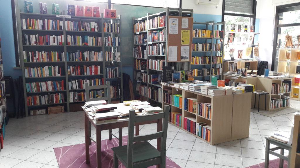 libreria foto interno